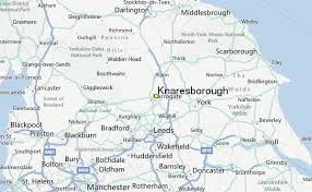 knaresbourgh map