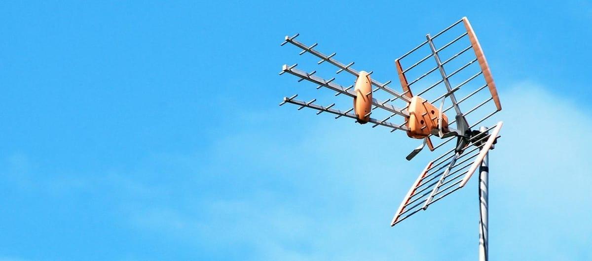 Aerial Newcastle-under-Lyme